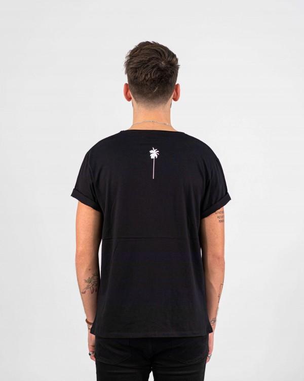 Klasické Tričko STAYCHILL- černé